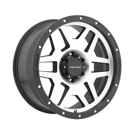 Pro Comp Alloy 3541-7983 Xtreme Alloys Series 3541 Black/Machined Finish (Allia Series)