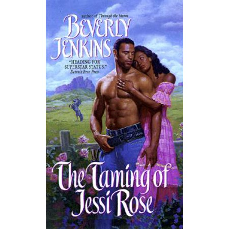 Avon Romance: The Taming of Jessi Rose (Paperback) ()