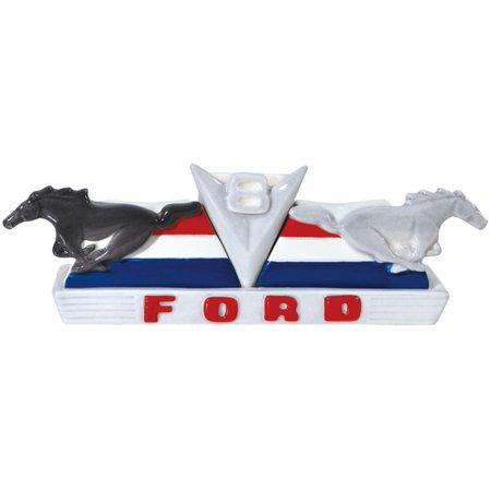 Flower Pony Holder (Official Ford V8 Mustang Ponies Salt and Pepper Shakers Toothpick Holder )