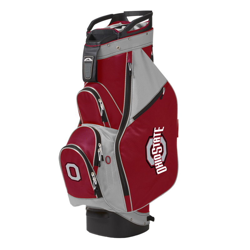 Ohio State Buckeyes Cart Bag by Sun Mountain