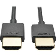 Tripp Lite 3ft Hi-Speed HDMI Cable w/ Ethernet Digital Video UHD Slim 4K x 2K 3