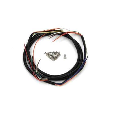 Handlebar Wiring Harness Kit Stock,for Harley Davidson,by V-Twin on