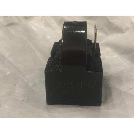 Refrigerator Start Relay PTC Fit QP2-4R7 4.7 Ohm 1 Pin Vissani Danby Compressor