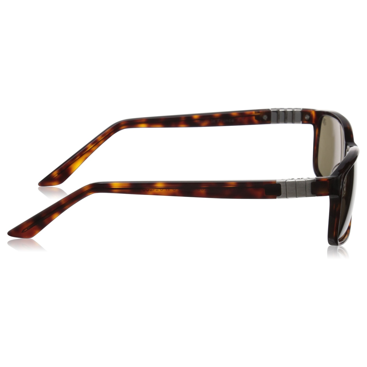 396d48b89e2b4 TAG Heuer Legend 9381 Unisex 58mm Lens Acetate Frame Sunglasses - Made in  France-Black   Green - Walmart.com