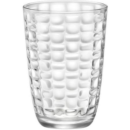 - Bormioli Rocco Mat 13.25oz Long Drink Glass - Set of 6