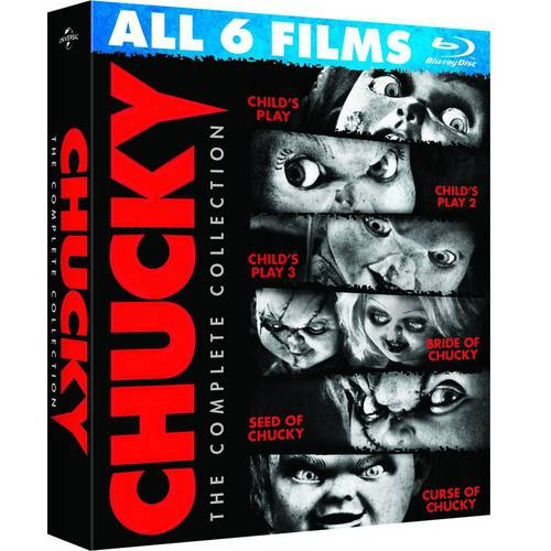 Chucky: The Complete Collection (Limited Edition) (Blu-ray) (Widescreen)