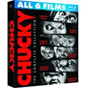 Chucky: The Complete Collection (Limited Edition) (Blu-ray) (Widescreen) by