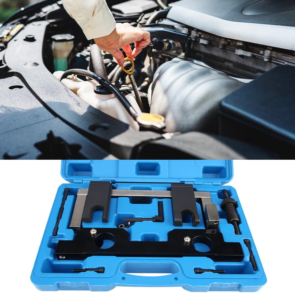 Yosoo Engine Cam Camshaft Alignment Timing Locking Sets Master Tool Kits Timing Tool Sets for  BMW N20 & N26 Car Vehicle Accessories