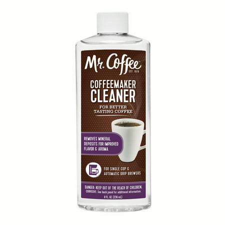 Mr Coffee Coffeemaker Cleaner : Mr. Coffee Coffeemaker Cleaner, 8 Oz - Walmart.com