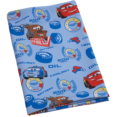 Simple Disney Cars Max Rev piece Toddler Bed Bedding Set Image of