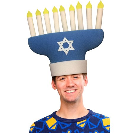 Hanukkah Dress - Hanukkah Adult Hat