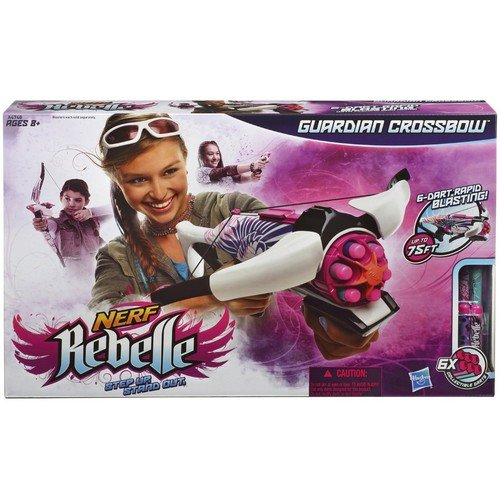 Nerf Rebelle Guardian Crossbow Blaster