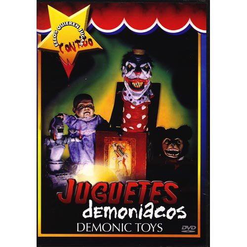Demonic Toys (Spanish Language Packaging) (Full Frame)