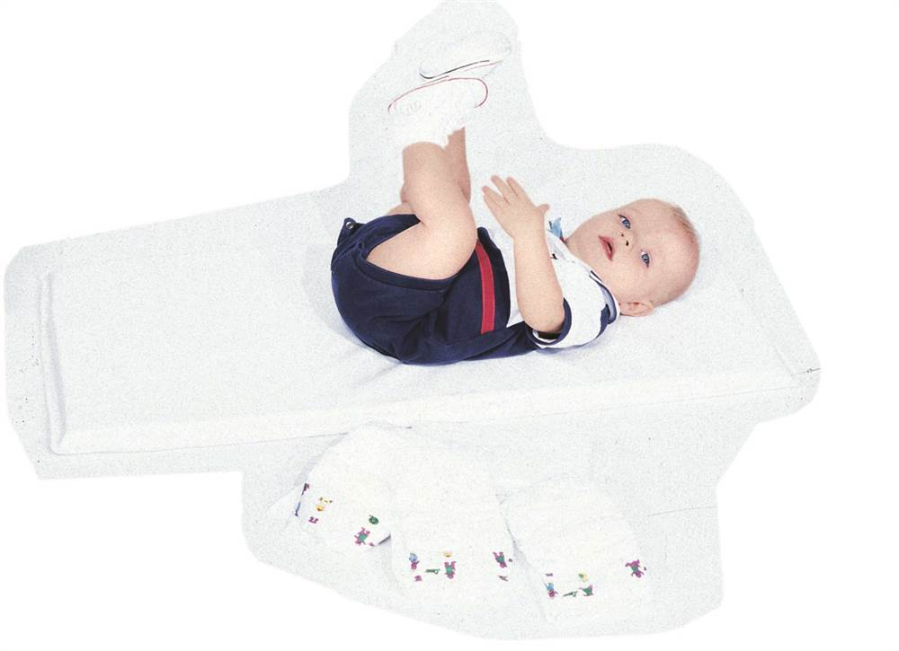Diaper Changing Pad (Pack of 1) by Children%27s Factory