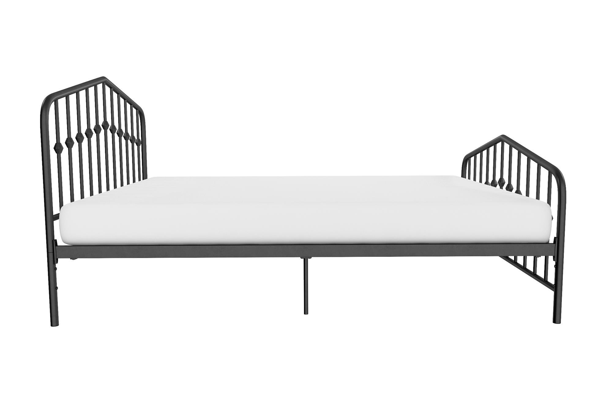 Novogratz Bushwick Metal Bed Multiple Options Available Walmart Com Walmart Com