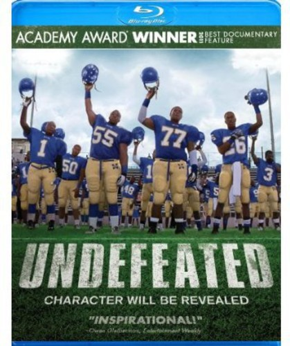Undefeated (Blu-ray)