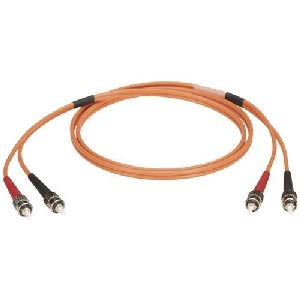 Lc Fibre Channel Cable - Black Box Fiber Optic Duplex Patch Cable - MT-RJ Male - LC Male - 9.84ft