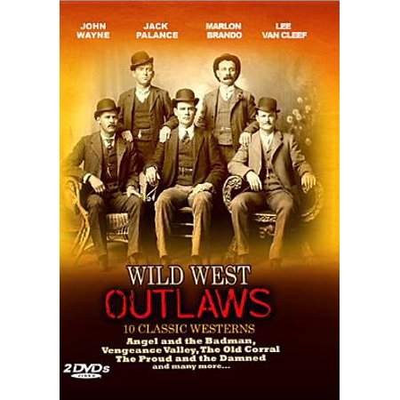 Wild West Outlaws (DVD)](Wild West Saloon Girl)