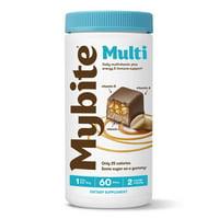 Mybite Multi Daily Multivitamin, Milk Chocolatey Bites, 60ct
