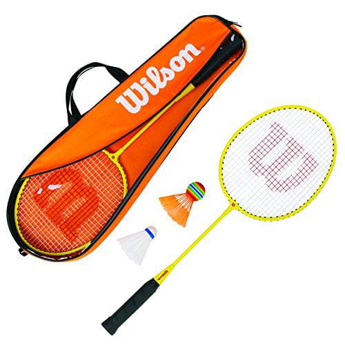 Wilson WRT8756003 Junior Badminton Kit by