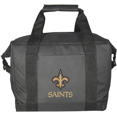 NFL New Orleans Saints 12-Pack Kooler Bag