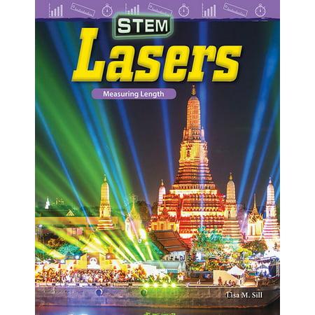 Mathematics Readers: Stem: Lasers: Measuring Length (Grade 2) (Paperback) Laser Grade Adapter
