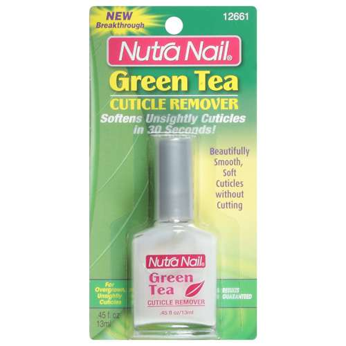 Nutra Nail 60 Second Cuticle Remover 0.45 Oz - 3 Ea