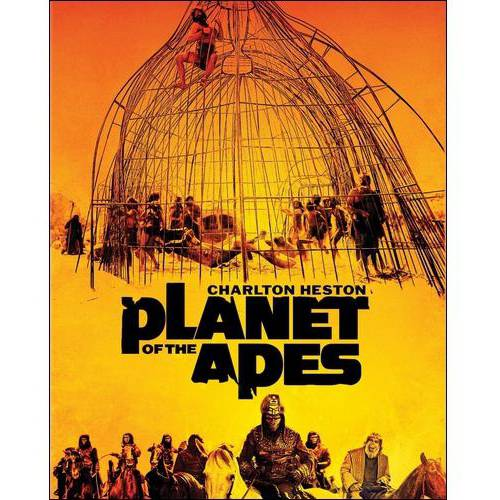 Planet Of The Apes (1968) (Blu-ray) (Widescreen)