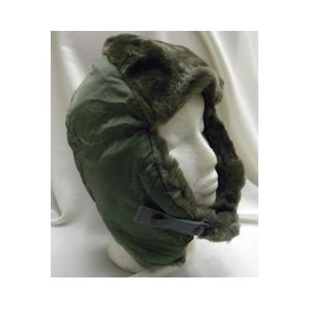 Military Flyers - Genuine US Military Issue Wool Flyers Winter B9B Hat, Wool Ushanka Russian Hat