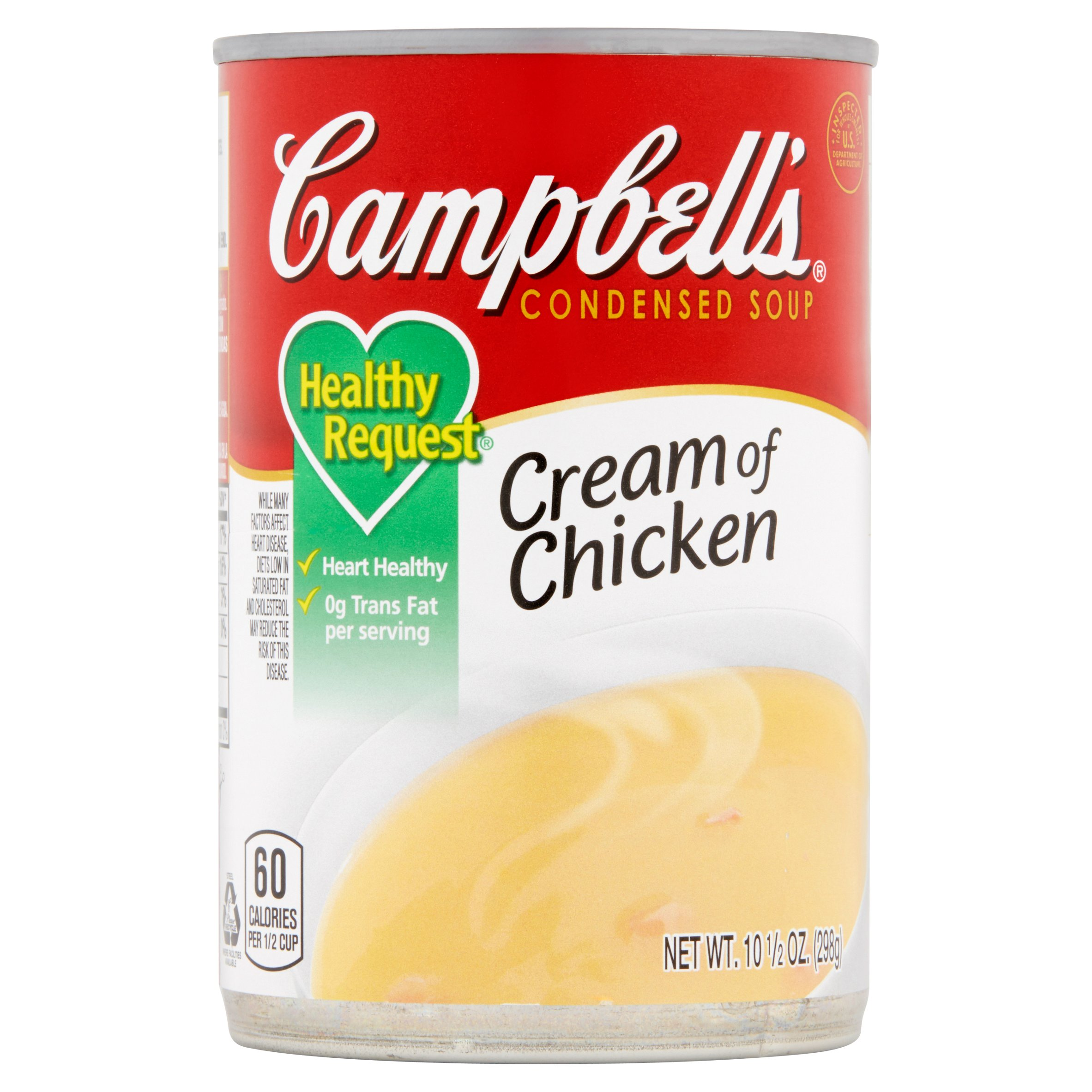 Campbell's Healthy Request Cream of Chicken Soup 10.5oz by Campbell Soup Company
