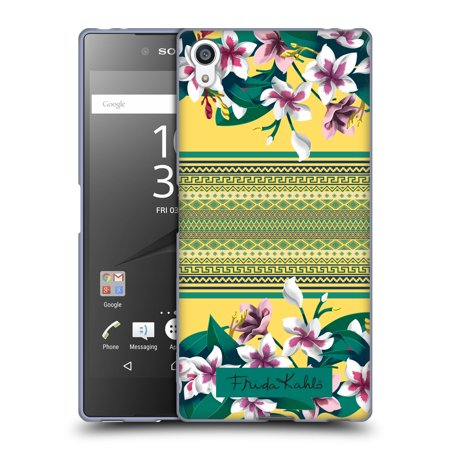 OFFICIAL FRIDA KAHLO FLOWERS SOFT GEL CASE FOR SONY PHONES 1