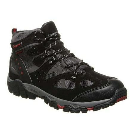 Gore Lace Hiking Boots (Men's Bearpaw Brock Solids Waterproof Hiking Boot)
