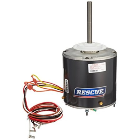 u s motors rescue condenser fan motor 1 3 hp to 1 6hp 208. Black Bedroom Furniture Sets. Home Design Ideas