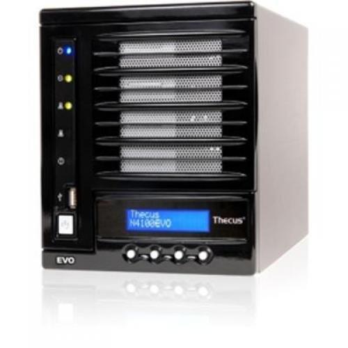Thecus NAS N4100EVO Server