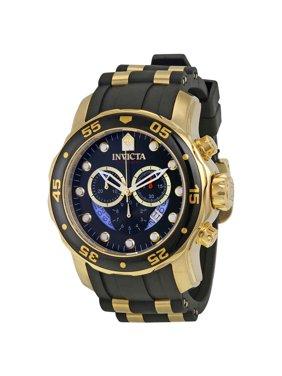 Invicta Men's 6981 Pro Diver Quartz Multifunction Black Dial Watch
