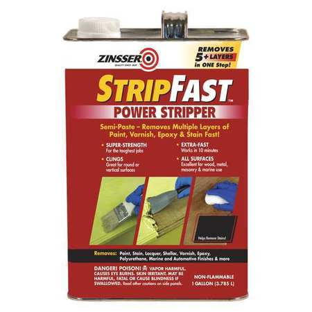 ZINSSER 42151 Paint Remover and Stripper, 1 gal.