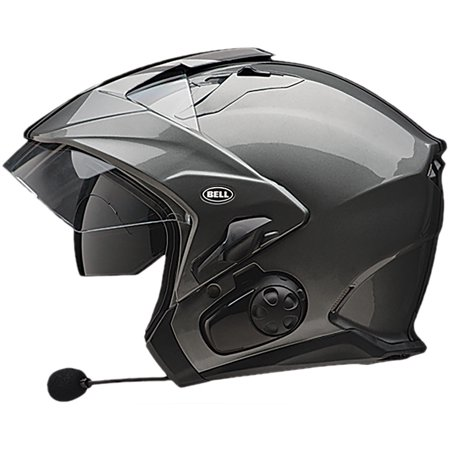 SENA BT0003006 SMH10 Bluetooth Communication System for Bell Mag-9/Qualifier DLX Helmets - Single Unit