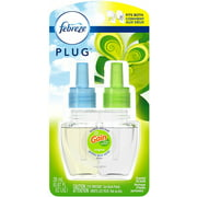 Febreze Plug Air Freshener Scented Oils Refill, Gain Original 1 Each