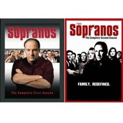 The Sopranos: The Complete First And Second Seasons (Walmart Exclusive) by