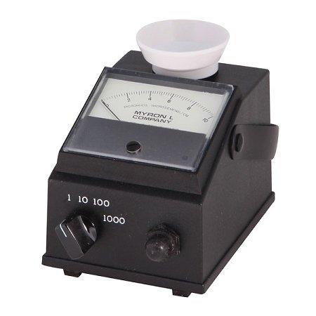 Myron L (EP10) Analog Conductivity Meter; 0-10, 100, 1000, 10000 µS