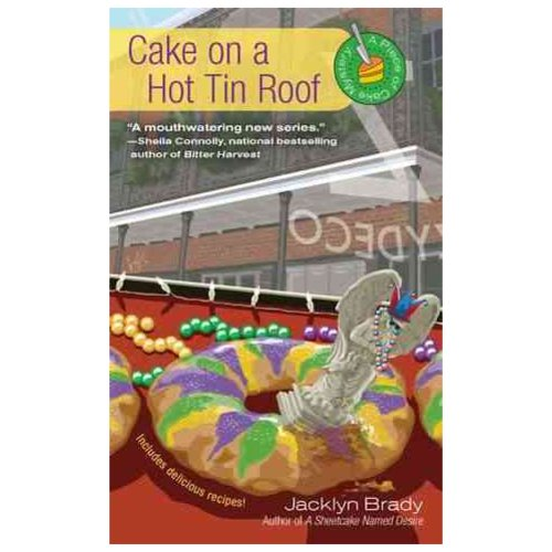 Cake on a Hot Tin Roof