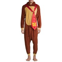 Deals on Nintendo Men's Super Mario Brothers Kigurumi Union Suit