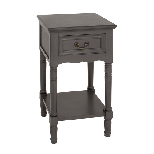 Woodland Imports 1 Drawer Nightstand by Woodland Imports