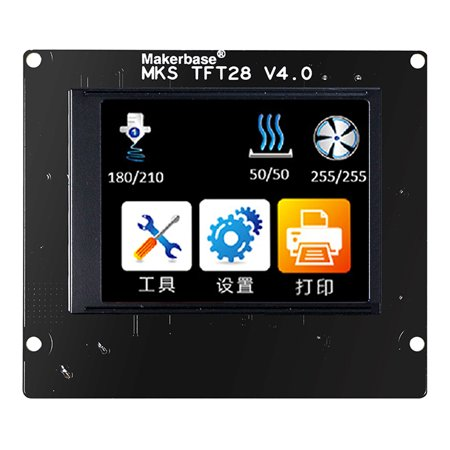 3D Printer Color Touched Smart Controller 2.8 Inch MKS TFT28 Display Screen - image 1 de 3
