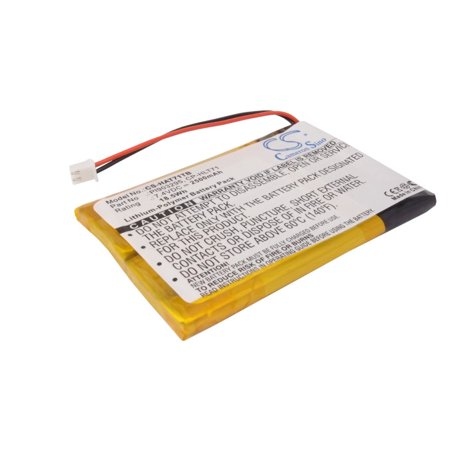 Cameron Sino 2500Mah Battery For Digital Prisim A1710130  Atsc710  Tvs3970a Haier 805 01 Nl  Herlt71  Hlt71  Hlt71bat
