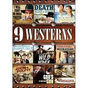 9 Western Movies, Vol. 2 by