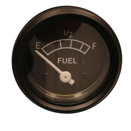 Fuel Gauge Bezel - 310949 New Ford 12 Volt Fuel Gauge 601 701 801 901 2000 4000 Black Bezel + Light