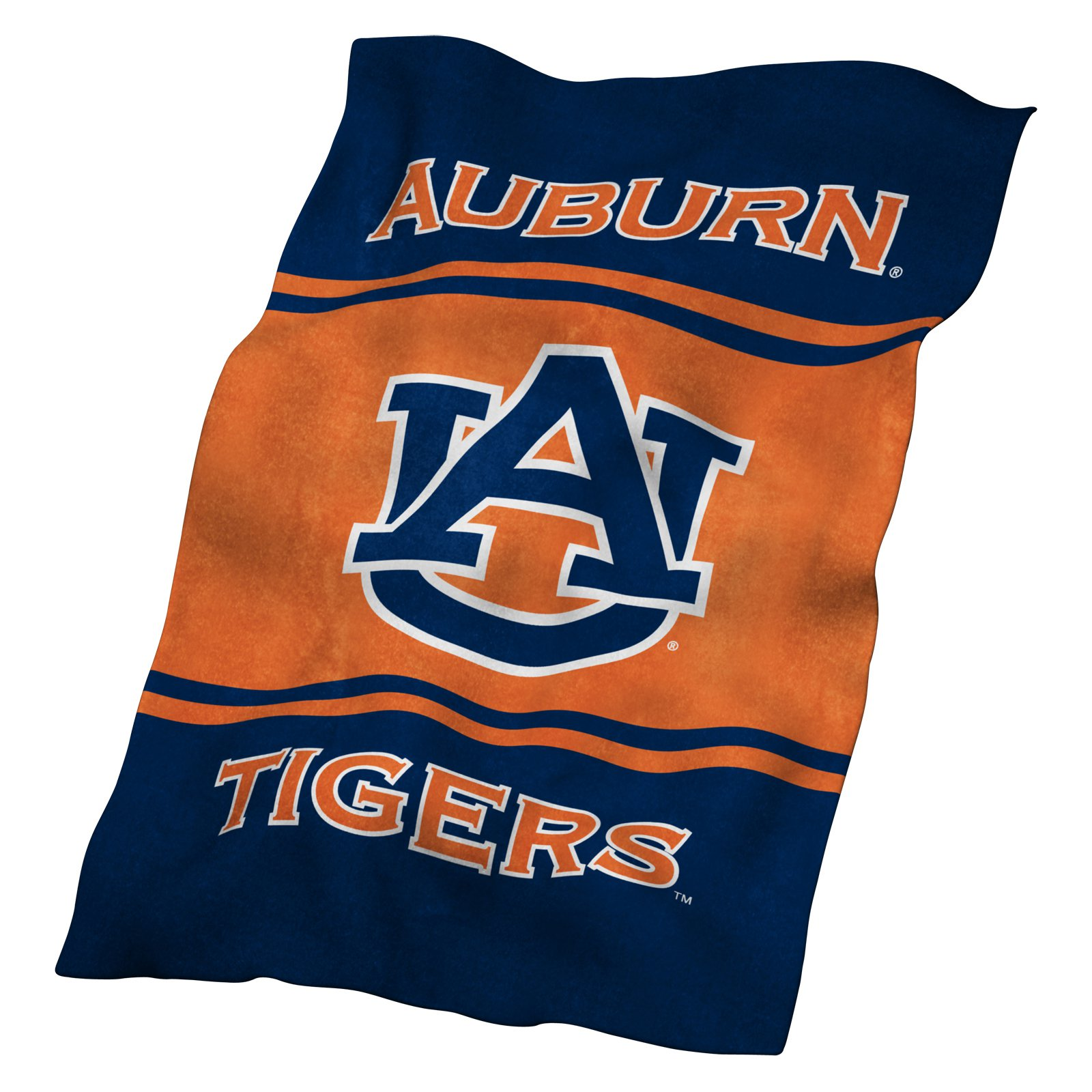 Logo Chair NCAA Auburn UltraSoft Blanket