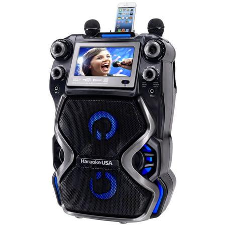 Karaoke USA GF920 Portable Professional CDG/MP3G Karaoke Player