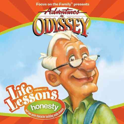 Adventures in Odyssey Life Lessons: Honesty